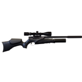 BSA R-10 SE PCP Precharged Air Rifle - Black Edition